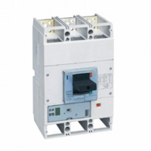 MCCB DPX³ 1600 - S1 electronic release - 3P - Icu 70 kA (400 V~) - In 630 A