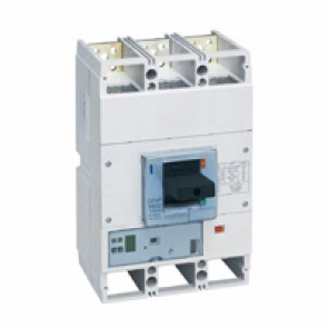 MCCB DPX³ 1600 - S1 electronic release - 3P - Icu 70 kA (400 V~) - In 800 A
