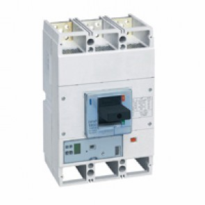 MCCB DPX³ 1600 - S1 electronic release - 3P - Icu 70 kA (400 V~) - In 1000 A