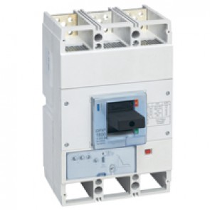 MCCB DPX³ 1600 - S1 electronic release - 3P - Icu 70 kA (400 V~) - In 1250 A