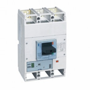 MCCB DPX³ 1600 - S1 electronic release - 3P - Icu 70 kA (400 V~) - In 1600 A