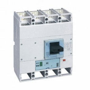 MCCB DPX³ 1600 - S1 electronic release - 4P - Icu 70 kA (400 V~) - In 800 A