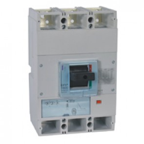 MCCB DPX³ 1600 - S1 electronic release - 3P - Icu 100 kA (400 V~) - In 630 A
