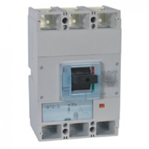 MCCB DPX³ 1600 - S1 electronic release - 3P - Icu 100 kA (400 V~) - In 1250 A