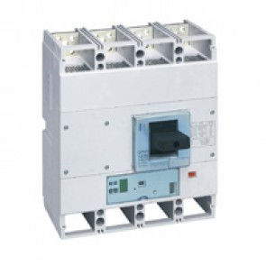 MCCB DPX³ 1600 - S1 electronic release - 4P - Icu 100 kA (400 V~) - In 630 A