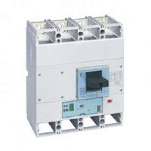 MCCB DPX³ 1600 - S1 electronic release - 4P - Icu 100 kA (400 V~) - In 1000 A
