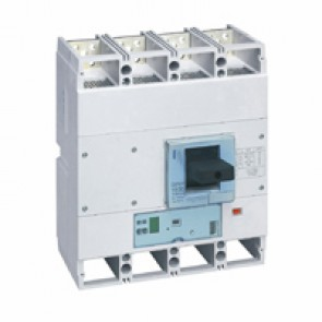 MCCB DPX³ 1600 - S1 electronic release - 4P - Icu 100 kA (400 V~) - In 1250 A