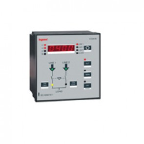 Automatic transfer switch control units - for 2 DMX³ circuit breakers - 6 inputs/outputs