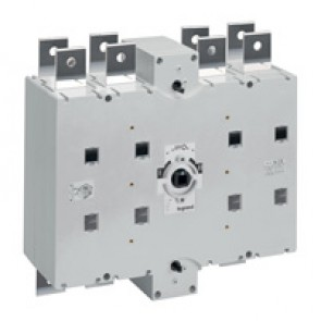 DCX-M changeover switche - size 5 - 3P+N - 1250 A - I-O-II