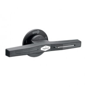 External rotary handles for DCX-M 630 A and 800 A - black