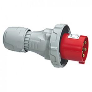 Straight plug P17 Pro - IP66/67 - 380/415 V~ - 63 A - 3P+N+E
