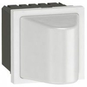 Overdoor lighting unit Arteor - white diffuser - 2 modules - white