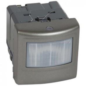 180° switch sensor Arteor - PIR - 15 m² - occupancy sensor - IP41 - magnesium