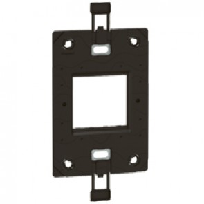 Support frame Arteor - for US type boxes - 2'' x 4'' - 2 modules