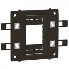 Support frame Arteor - for US type boxes - 4''x4'' - 2,3 and 4 modules