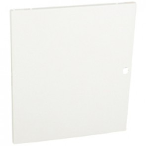 Door - for Nedbox 6012 42 - white plastic - polycarbonate