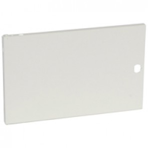Door - for Nedbox 6012 41 - white metal