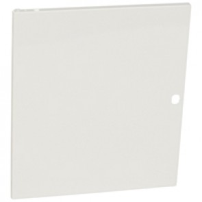 Door - for Nedbox 6012 42 - white metal