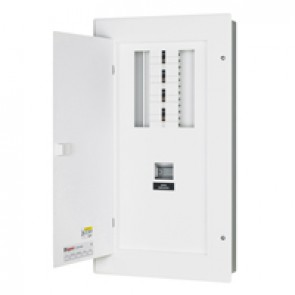 XL³-N 125 E distribution board - 24 outgoing terminals - max. 125 A