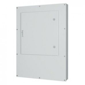 XL³-N 630 3-phase distribution boards for DRX MCCBs on 18 mixed outgoing terminals - 4xDRX 125 + 2xDRX 250 - max 400 A