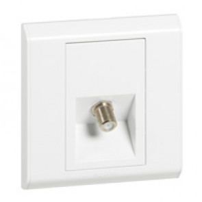 "Television socket Belanko - single TV socket - ""F"" type"