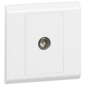 Television socket Belanko - single TV socket - female