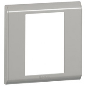 Cover plate Belanko - 1 gang - vertical taupe