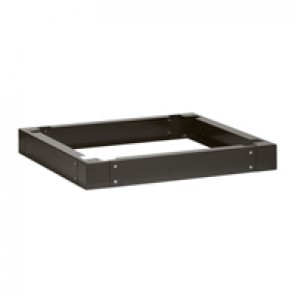 Linkeo plinth - for cabinets width x depth : 600 x 600 mm