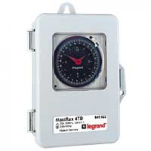 Analogue time switch - daily programme - 20 A 250 V~