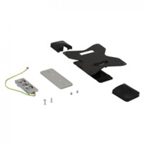 Support for fixing TV screen for snap-on columns - 26-42 inch / 66-107 cm