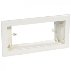 Flush-mounting frame for dry partitions U34 LED