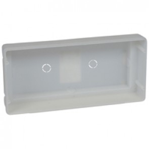 Flush-mounting box for masonry U34 LED