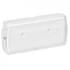 Emergency luminaire U21 - standard non maintained - 1 h - 100 lm - LED