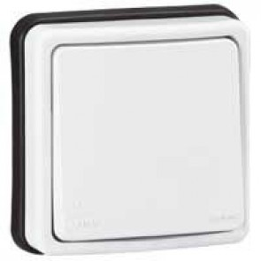 Switch Plexo 66 - 1 gang - 2 way - 20 A 250 V~ - flush mounting