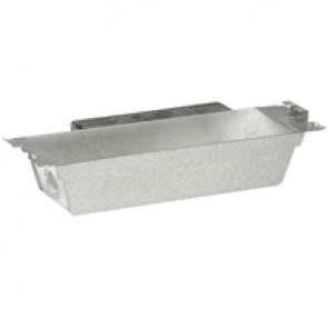 Single modules for 77 mm plates - for modular backbox for raised floors