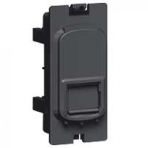 Telephone socket Grid modules Synergy- BT master - anthracite