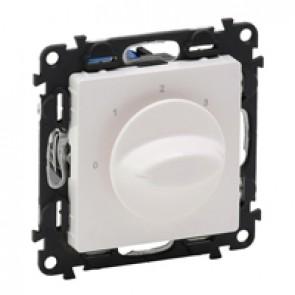 Ventilation control switch Valena Life - white