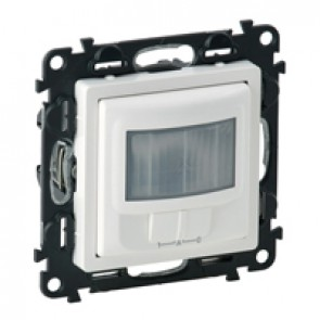 Cover plate Valena Life - motion sensor with override - with mechanism - white