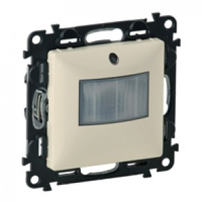 Motion sensor with neutral Valena Life - with cover plate - ivory