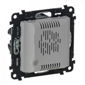 Technical alarm power supply Valena Life - input 230 V~ - output 12 V~ - alu