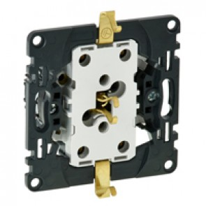 2 x 2P+E socket Valena In'Matic - German standard - 16 A 250 V~