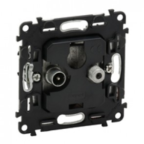 Terminal TV-SAT socket Valena In'Matic