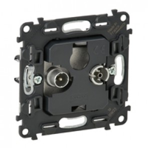 Terminal TV-R socket Valena In'Matic