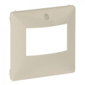 Cover plate Valena Life - motion sensor without override - ivory