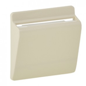 Cover plate Valena Life/Allure - keycard switch - ivory