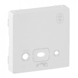 Cover plate Valena Life - bluetooth modules - white