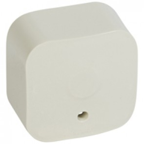 Cable outlet Forix - surface mounting - IP2X - ivory