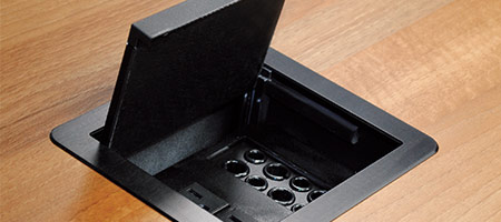 Integreat™ table box