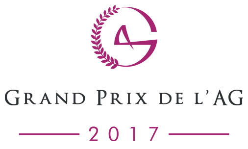 2017 AGM Awards Legrand Wins The CAC 40 Grand Prix