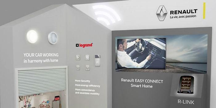 Renault's Easy Connect services offer